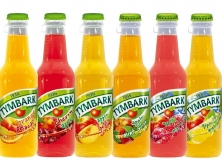 TYMBARK GLASS BOTTLES