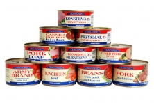CRACOVIA CANNED MEAT