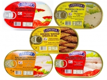 CRACOVIA CANNED FISH